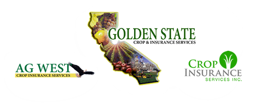 Golden State Crop & Insurance Services Logo